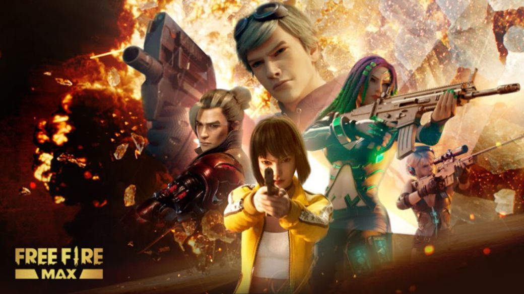 Free Fire MAX will launch globally;  pre-registration begins August 29