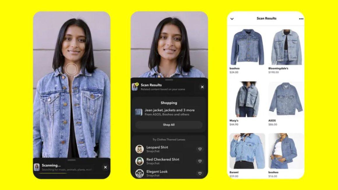 Novedades Snapchat: Por qué la función 'scan' es irresistible
