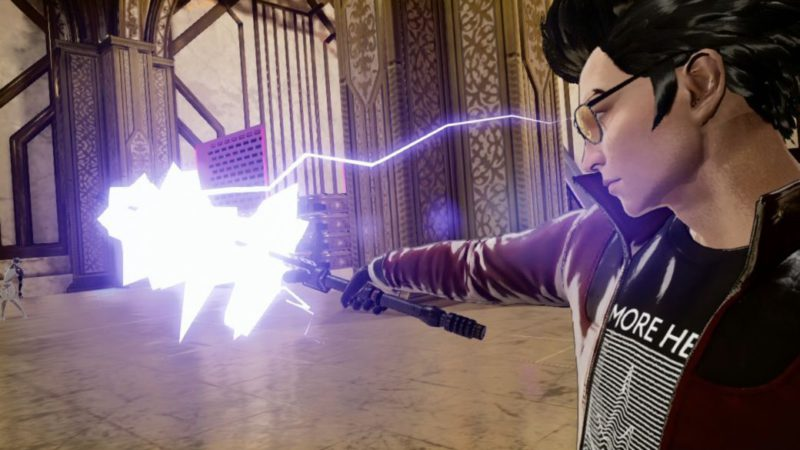 No More Heroes 3 was going to be called Final Bout, like the Dragon Ball game ... and the saga ends!