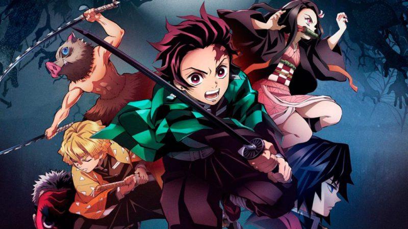 Guardians of the Night (Kimetsu No Yaiba): The Infinite Train already has a date on Amazon Prime Video