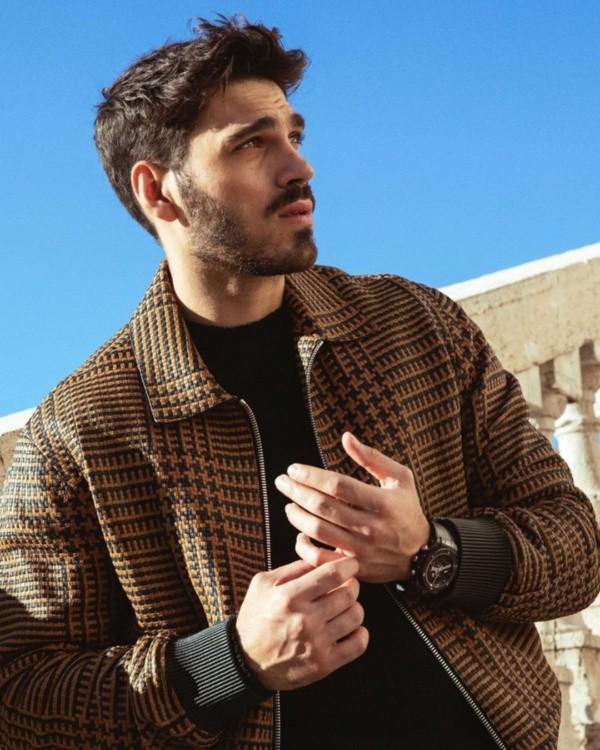Giuseppe Maggio is one of the new gallants.  Photo: (@giuseppemaggio)