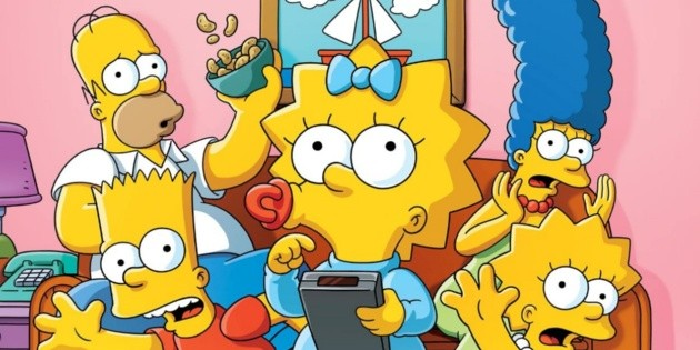 Go the Bear!  Don't miss the Simpsons marathon for the arrival of Star +