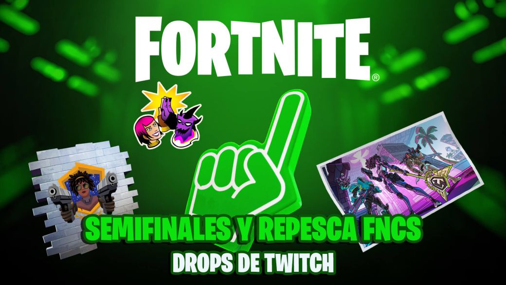 FNCS Fortnite Season 7, Semifinals and Repechage: dates, times and how to get Twitch drops