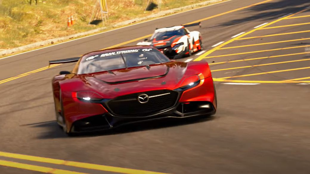 A PS5 trailer does not confirm the launch of Gran Turismo 7 in 2022