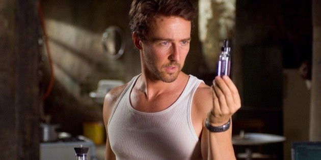 Edward Norton was close to being the Hulk again