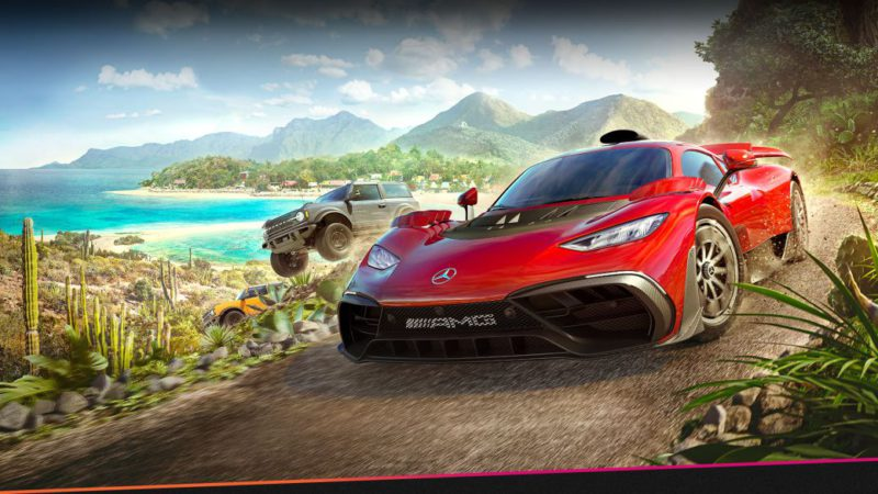 """Forza Horizon 5: The Circuit Editor Is So Ambitious We Can Create """"Anything"""""""
