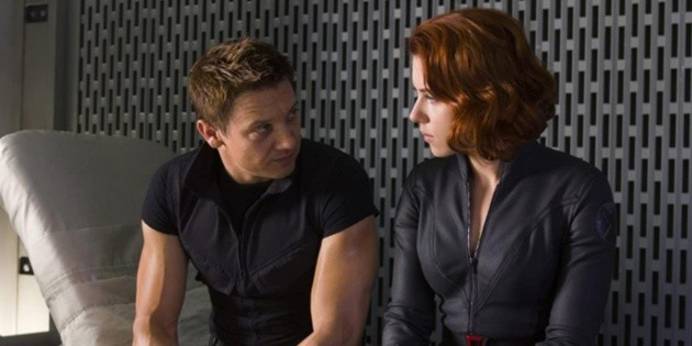 Who is Black Widow's best friend within the Avengers?