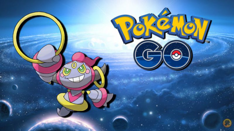 Hoopa in Pokémon GO: dates of the Season of Mischief and characteristics
