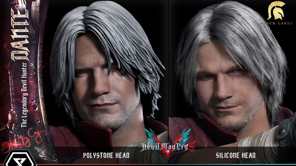 Devil May Cry celebrates its 20th anniversary with a statue of more than 3,500 euros