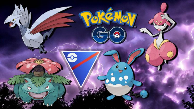 Super Ball League in Pokémon GO: dates, best Pokémon and attacks (Season 9)