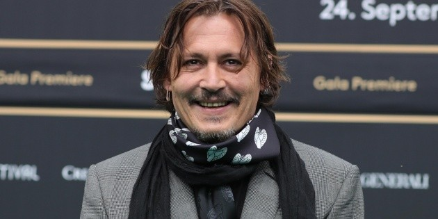 Another good one for Johnny Depp: he will receive the highest honor of the San Sebastian Festival