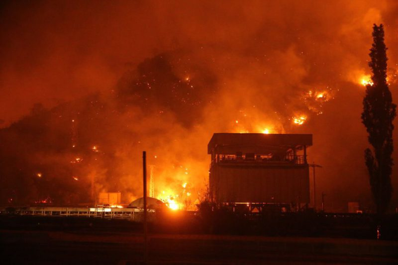 Criticism of the Erdogan government intensifies for the mismanagement of the fires