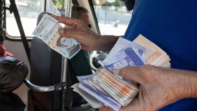 Due to hyperinflation, Venezuela will remove six zeros from the sovereign Bolívar and will now be called digital Bolívar