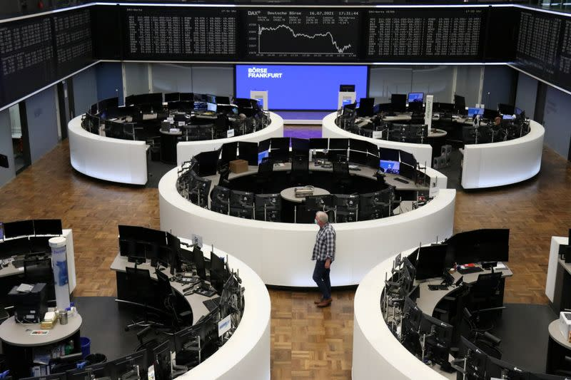 European stocks hit their fourth consecutive record thanks to corporate results