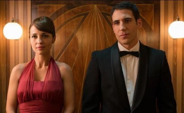 Paula Echevarría and Miguel Ángel Silvestre.  Photo: (IMDB)