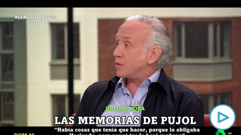 """Jordi Pujol is the biggest criminal in contemporary Europe"""