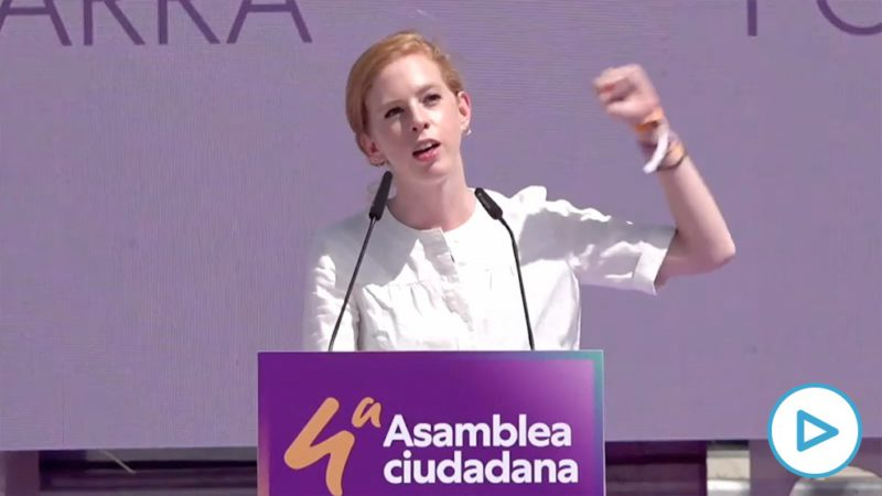 """Lilith Verstrynge's unwillingness to proclaim: """"Spain, tomorrow, will be republican"""""""