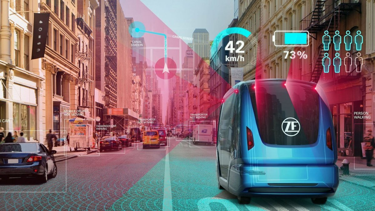 Missing Link: They're already there!  Assisted autonomous driving makes it possible