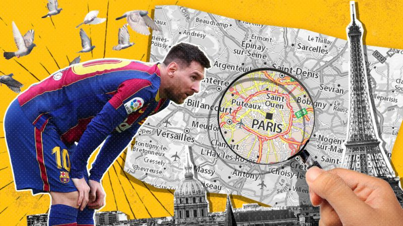 PSG, Manchester City and other possible destinations for Messi
