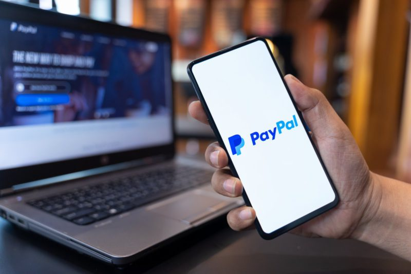 PayPal suffers a slump in profits despite strong growth
