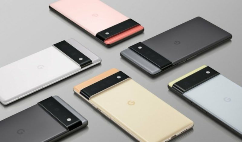 Pixel 6 with tensor: Google is building its own AI chips in its premium mobile phone for the first time