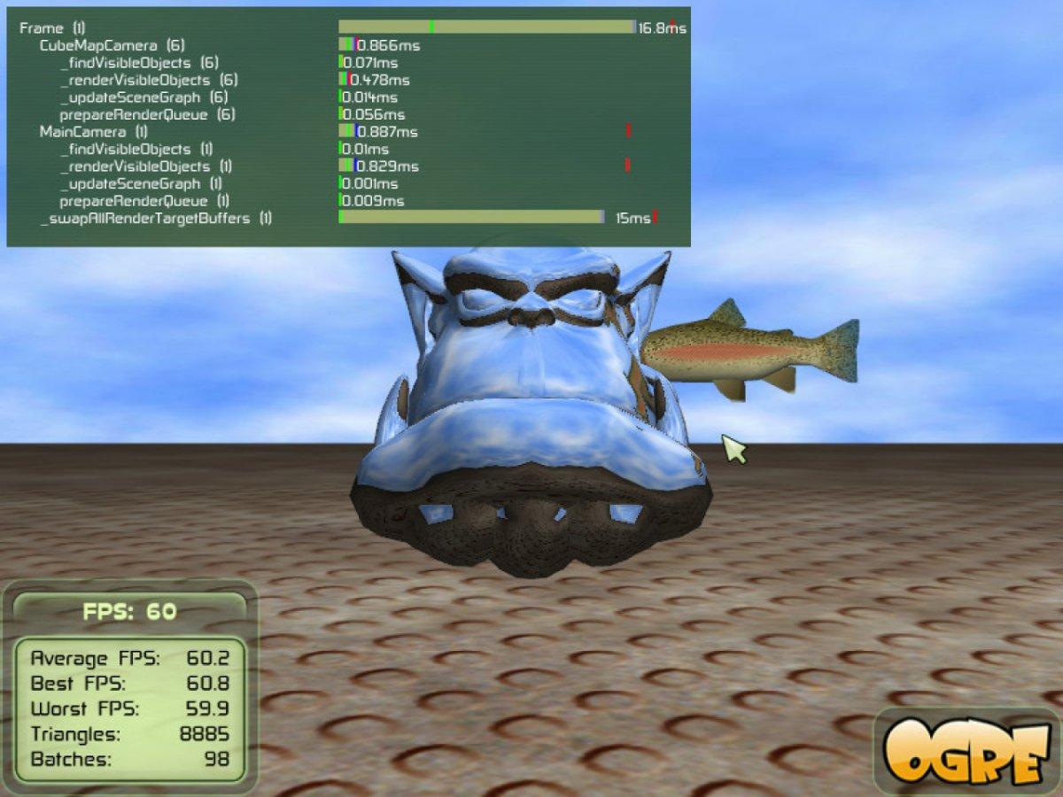 Rendering engine for 3D games: OGRE 13.0 released