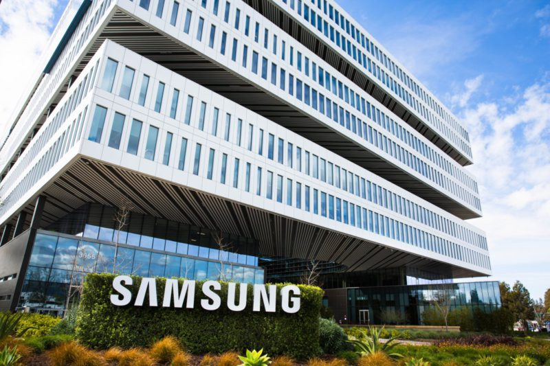 Samsung: Record sales for a second quarter due to the chip crisis
