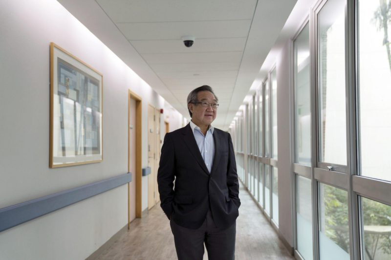Singapore doctor becomes billionaire thanks to covid