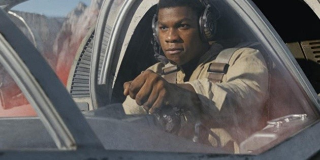 Star Wars: they are developing the Finn series