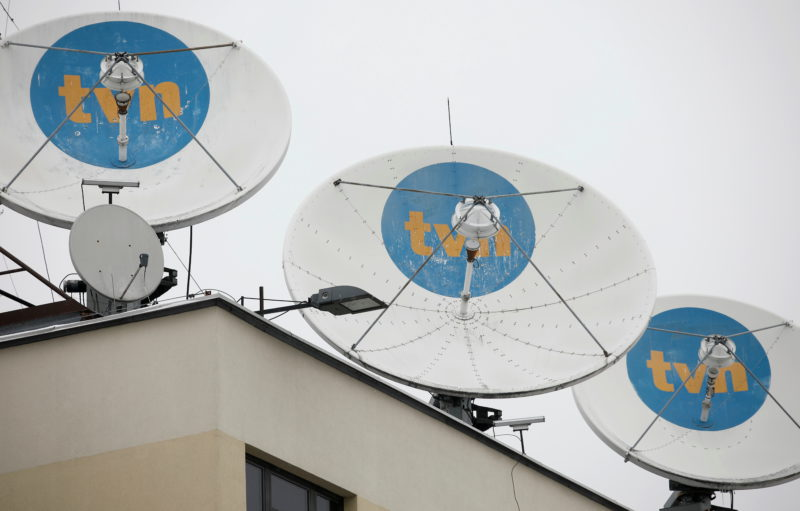 The Government of Poland targets the media with foreign capital