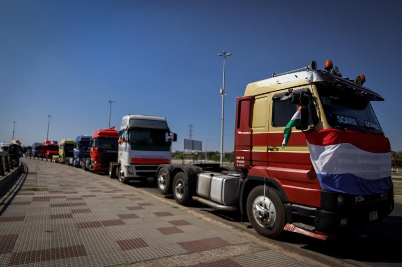 The Paraguayan Senate generally approves the freight bill