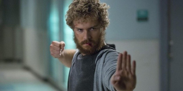 The actor who didn't want to train for the Iron Fist sequences