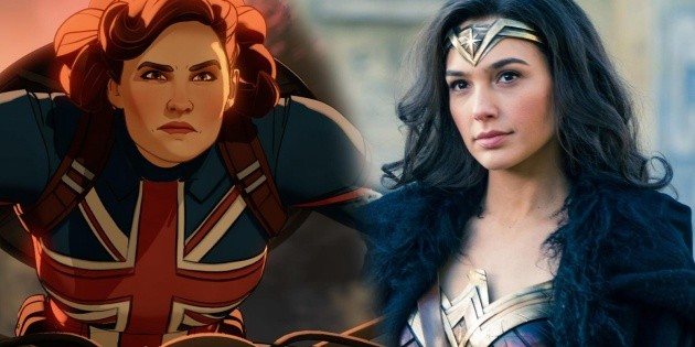 The incredible connection between What If ...?  and Wonder Woman discovered by a fan