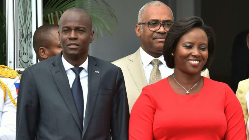"""""""The only thing I saw before they killed him was his boots"""": the dramatic account of the widow of the president of Haiti about the assassination"""