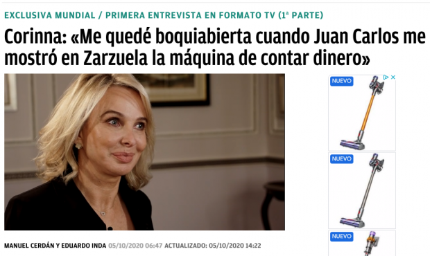 This is how OKDIARIO uncovered the plot of opaque and 'offshore' accounts of Juan Carlos I to hide his fortune