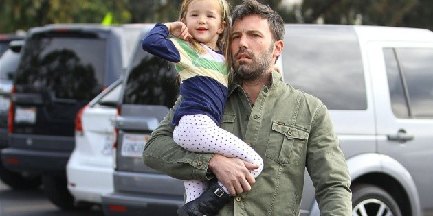 This is how Seraphina, Ben Affleck's daughter and Emme Anthony Lopez's new best friend, looks today