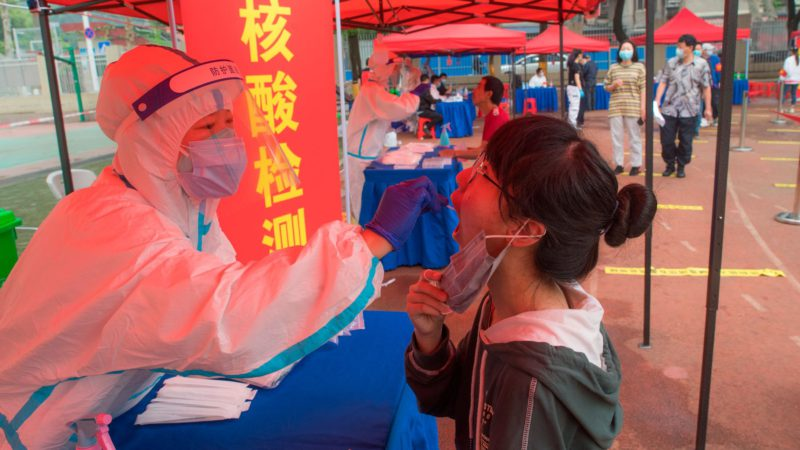 Wuhan will again test its entire population for Covid for seven cases after a year without coronavirus