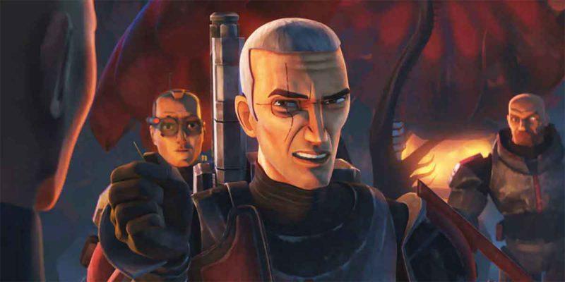 Filtran la hisotria de la serie Star Wars: La Remesa Mala