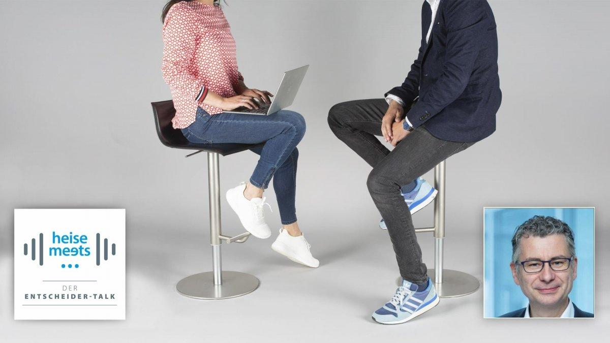 heise meets ... The CIO's claim: Help shape and stay innovative!