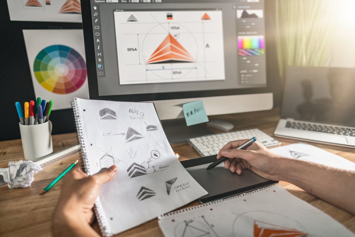 10 tips for good design: make graphic projects appealing