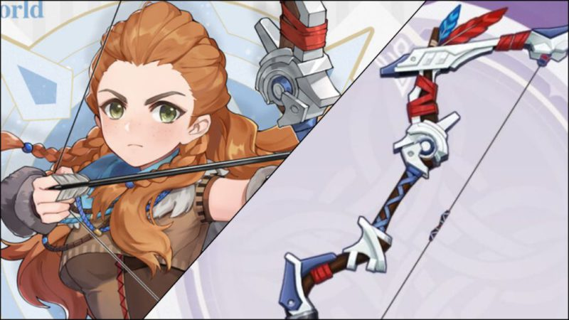 Aloy on Genshin Impact: dates, how to get it for free and skills