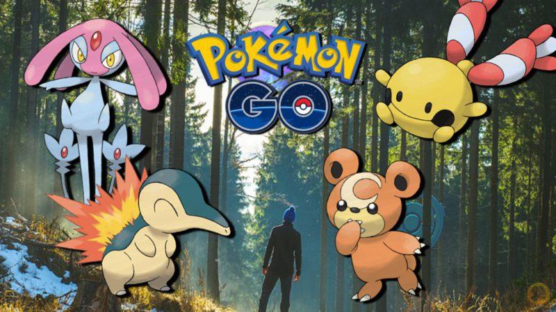 Pokémon GO - Season of Mischief: Pokémon by hemispheres and Eggs