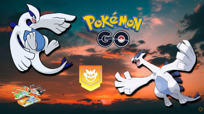 Lugia in Pokémon GO: how to beat him in raids and better counters