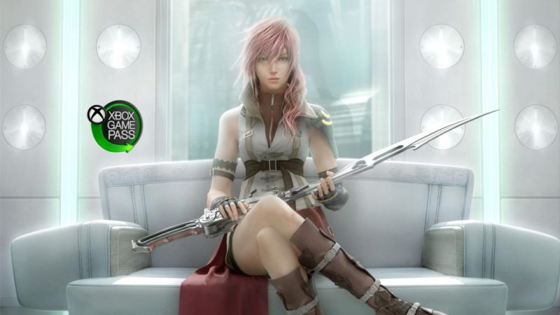 Final Fantasy XIII and more games coming to Xbox Game Pass in September
