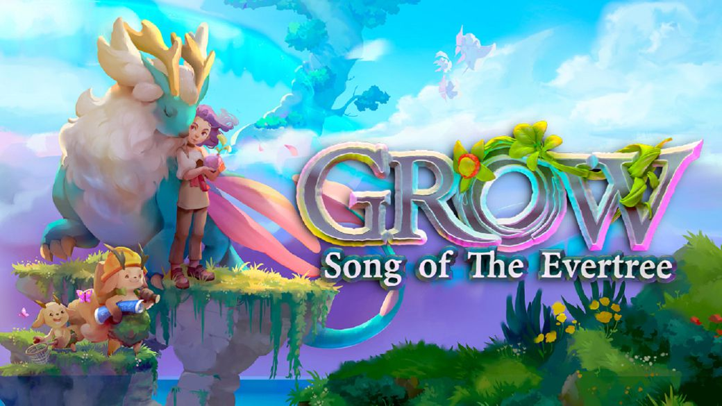Grow: Song of the Evertree will challenge us to create fantasy worlds starting in November