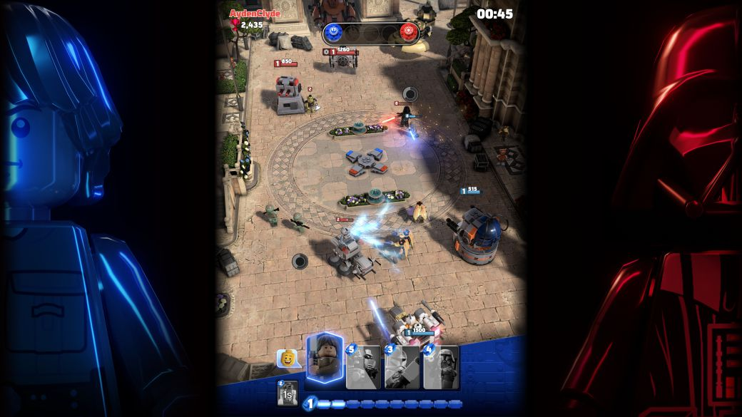 LEGO Star Wars Battles to return exclusively for Apple Arcade