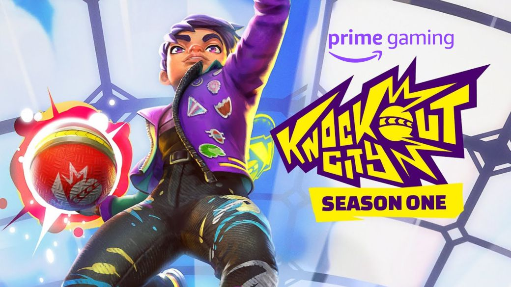Knockout City, among the free games of Prime Gaming of September