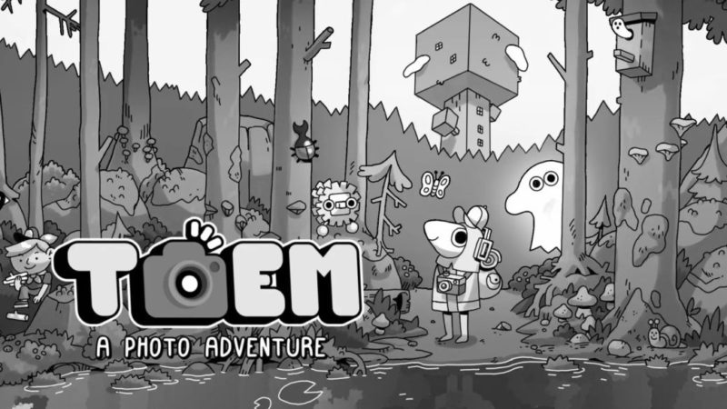 Toem, the relaxing photography game, already has a date on PS5, Switch and PC