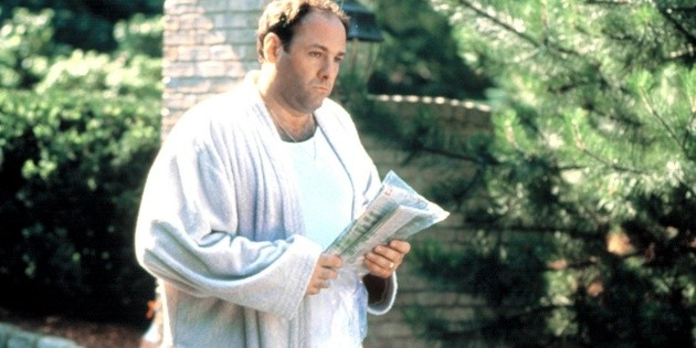 The Sopranos: Michael Gandolfini revealed what it was like to play his late father's character