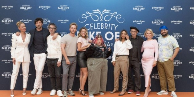 Celebrity Bake Off Spain is coming to Amazon Prime Video